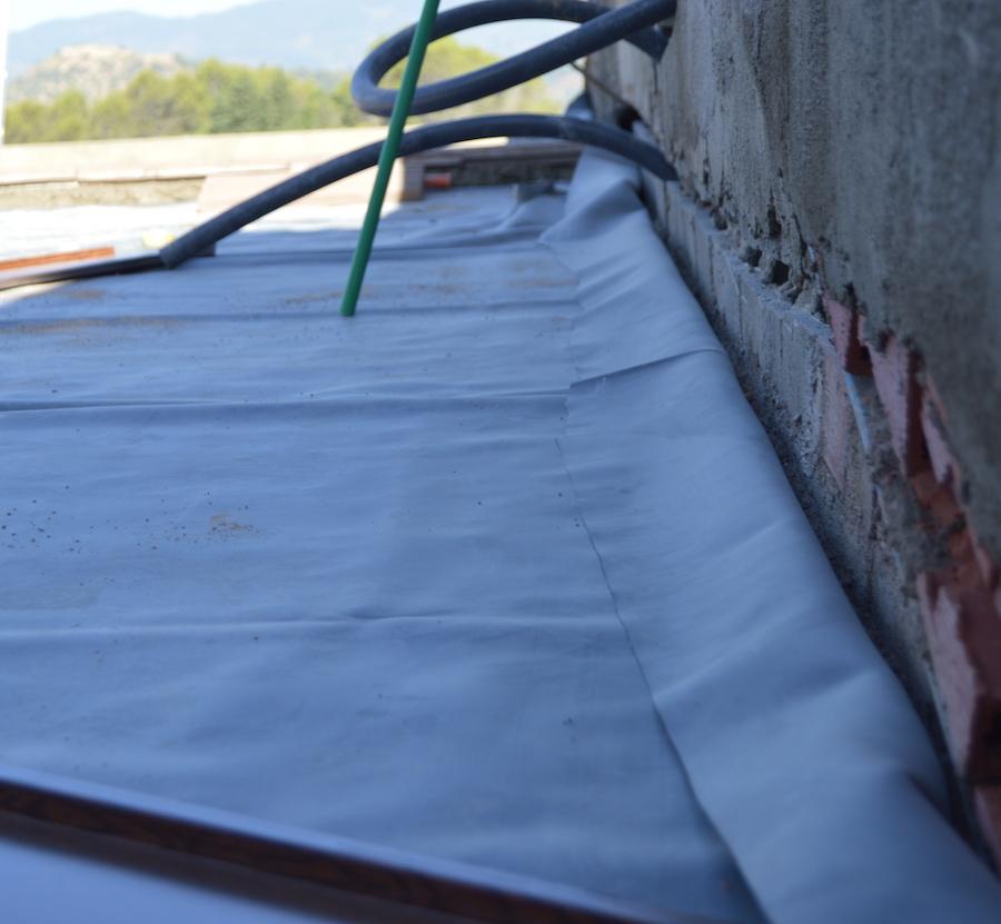 Impermeabilizacion terrazas sierra segura