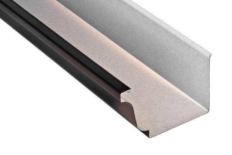 Canalón Aluminio Cornisa 300